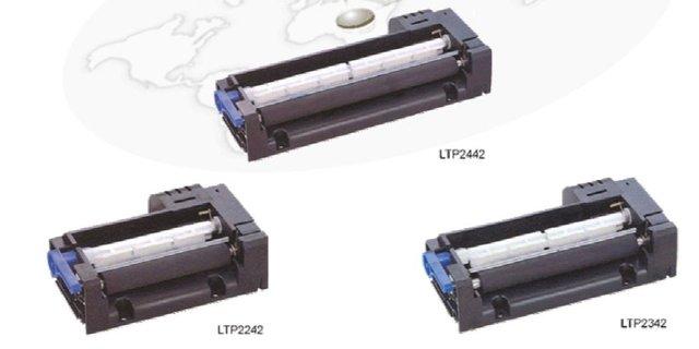 FreeShipping LTP2342C-S432A-E головка принтера, механизм термопринтер 80 мм печать ширина бумаги, подать заявку на билеты машины BR96