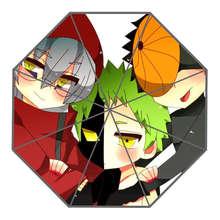 Naruto Rainy Umbrella (20 Designs)