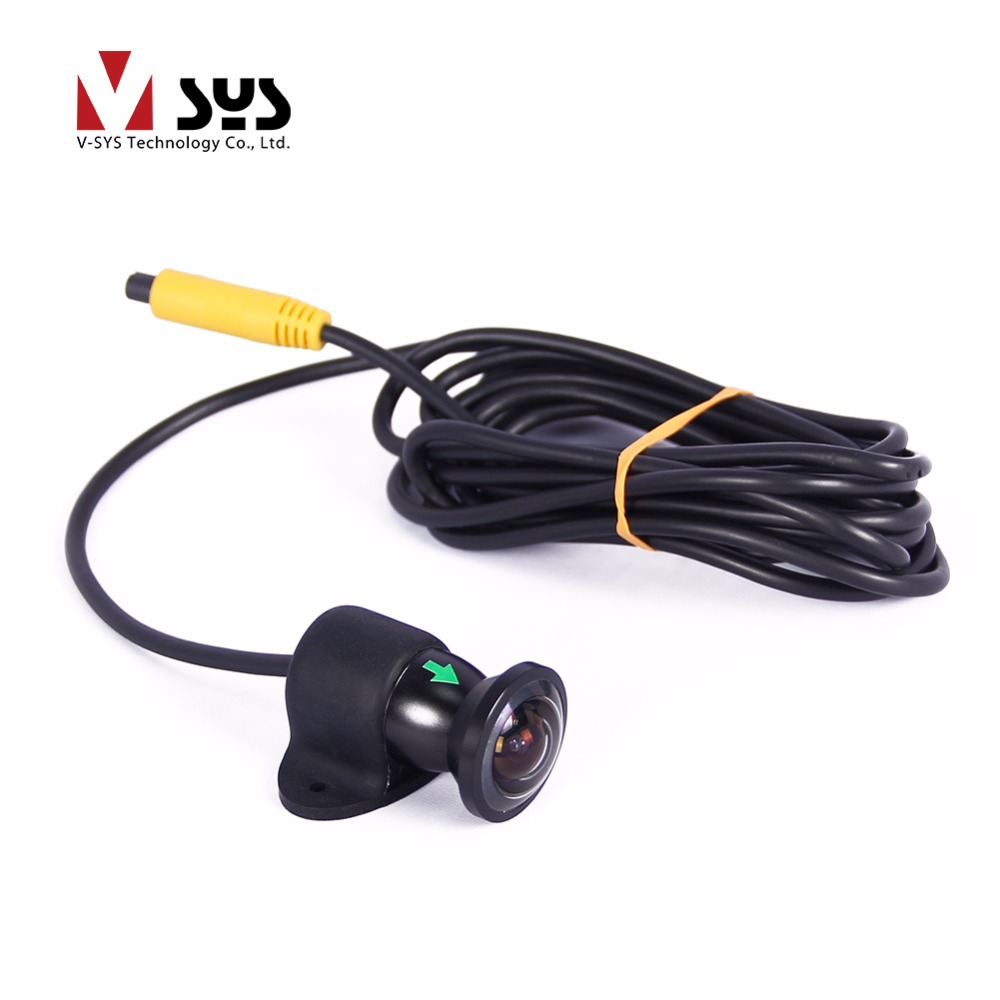 VSYS R6A Real 1920*1080P FHD Unique 170 degree Ultra Wide Angle Camera Fish Eye Design for M6 T2 X2 M2F Motorcycle DVR vsys motorcycle dvr 3 0 x2 upgrade m2f wifi real fhd dual 1080p motorcycle camera dash cam front
