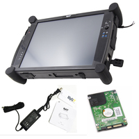 New EVG7 DL46/HDD500GB/DDR2GB RAM Diagnostic Controller Tablet PC installed well with mb star c4 software /sd c5 star V2018.07