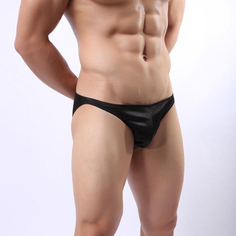 Men Panties Underpants Underwear Cozy Shorts Underwear Men Seamless Solid Shorts