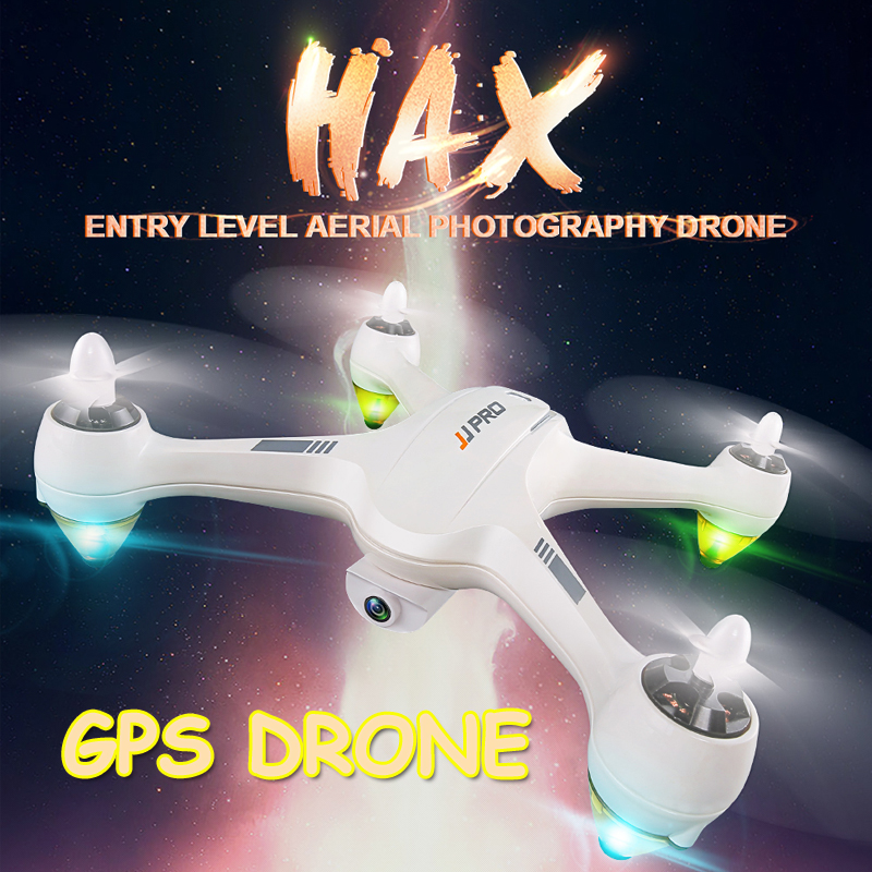 JJPRO X3 GPS Quadrocopter Selfie Drones With Camera HD 1080P Return To Home Dron Drone Profissional FPV Quadcopter Rc Helicopter