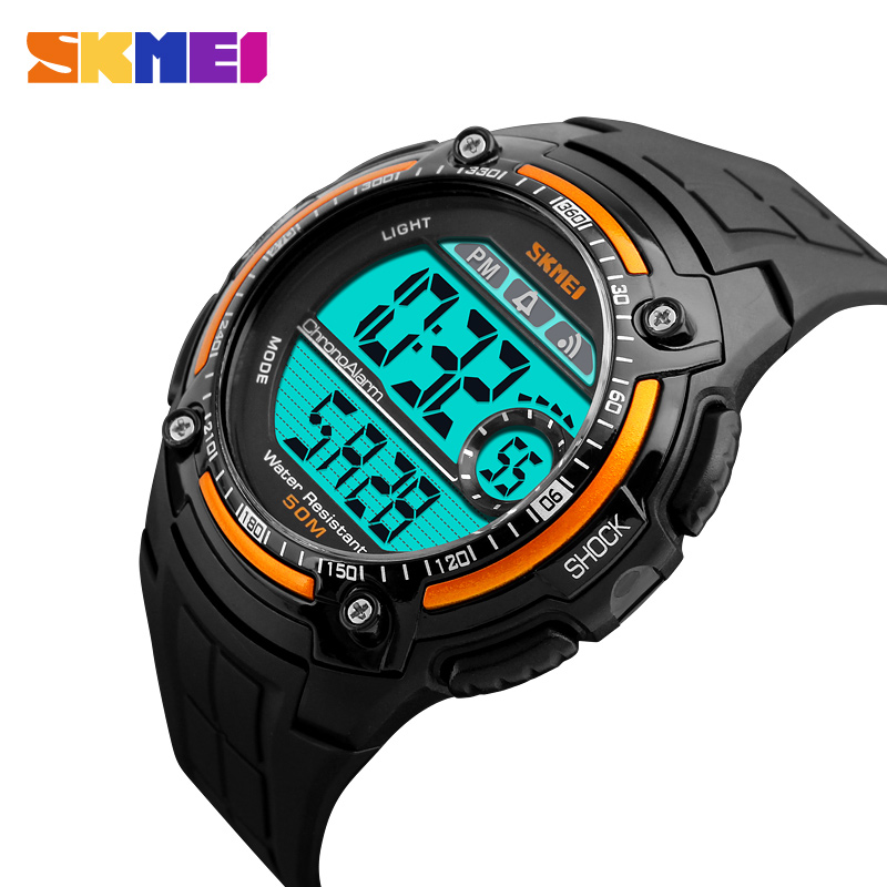 digital shock sports watch s black g casio men watches