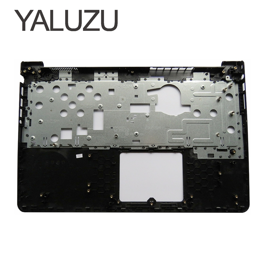 YALUZU new laptop case For Dell INSPIRON 15-5000 5545 5547 5548 15M series Palmrest Cover Upper Case 0K1M13 K1M13 BLACK new for dell inspiron 15r 5545 5547 5548 5549 laptop bottom case back cover replace e shell 01f4mm black page 5
