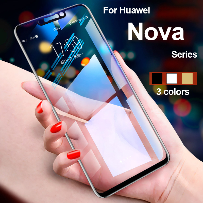 Offen Schutz Glas Auf Für Huawei Nova 3 3i 2 2i 2 S 2 Plus S2 I2 I3 Screen Protector 9 H Huawey Gehärtetem Glas Film Schützen Handys & Telekommunikation