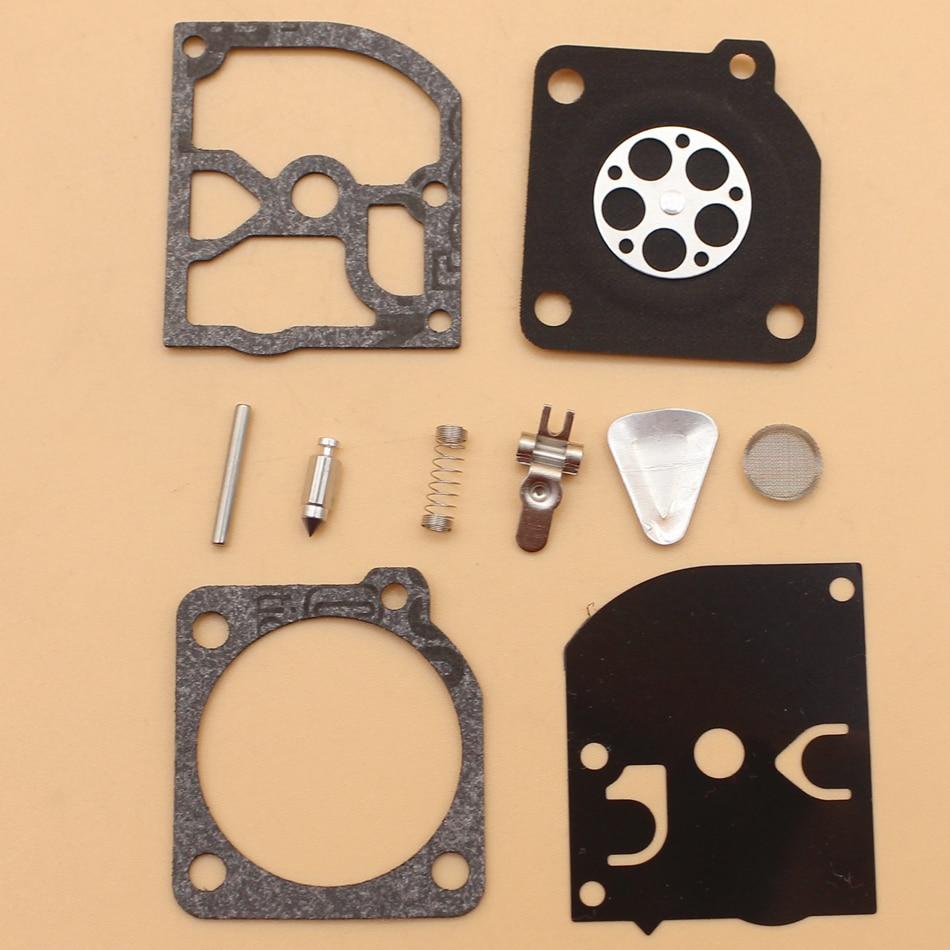Carburetor Carb Kit For HUSQVARNA 40 45 49 55 H55 H51 55 240 245 240R 245R Chainsaw ZAMA RB-45 C1Q-EL1 C1Q-EL5