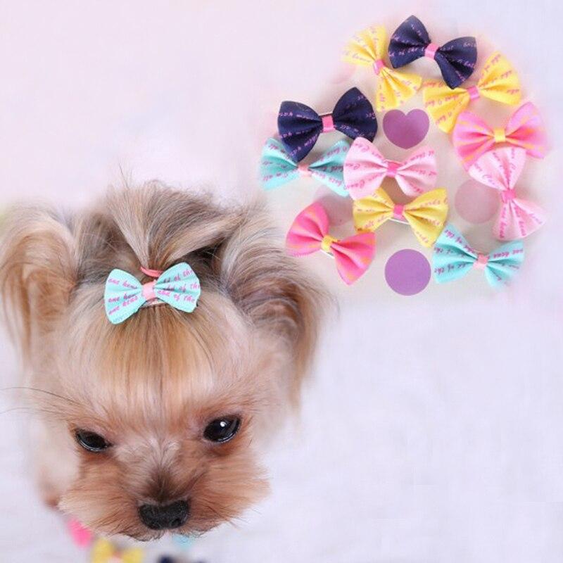 30pcs lot cute hair bows small