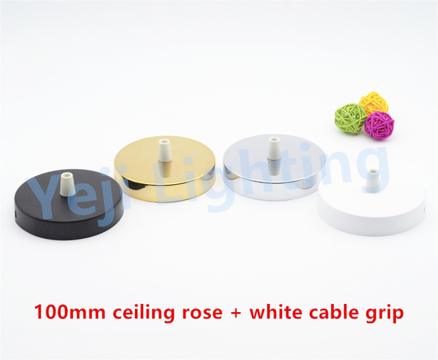 Dia 100mm80mm ceiling rose ceiling canopy for diy pendant light dia 100mm80mm ceiling rose ceiling canopy for diy pendant light wall sconce mount ceiling aloadofball Images