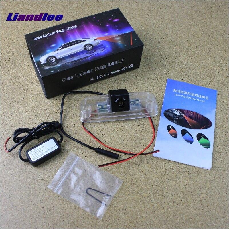 Liandlee Laser Anti Lamp Fog Light For Subaru Forester SG / SH 2003~2013 Outside Car Warning Alert Light To Shoot  Chandeliers