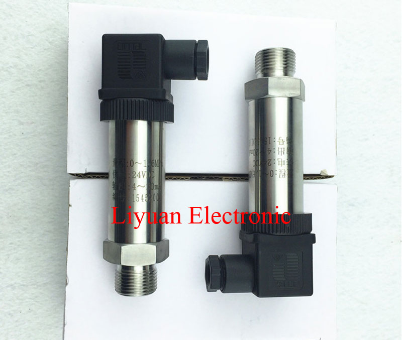 Image 2 - Factory wholesale 4 20mA diffused silicon pressure transmitter / Water Supply Pressure Sensor / 0 5V / 0 10V gas pressure sensor-in Sensors from Electronic Components & Supplies