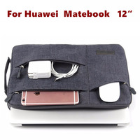 Fashion Sleeve Bag For Huawei MateBook 12 Inch HZ W09 HZ W19 Tablet Laptop Pouch Case