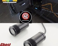 2pcs Lot Ghost Shadow Light Case For Vauxhall LED Welcome Light Car Door Light Projector GGG
