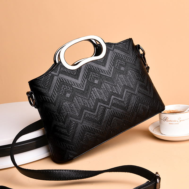 fashion lady pack shoulder bag aslant female bag office lady new handbags delin foreign female bag bag handbag shoulder aslant crocodile grain lady handbags package a undertakes the new trend
