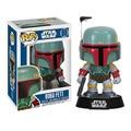 10 cm Funko Pop Star Wars Kylo Ren Boba Fett Darth Vader BB-8 figura de juguete 2016 Nuevo La fuerza despierta bb8 Robot androide coleccionables