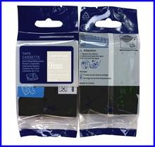 LEDEOU For Brother Tze125 9mm Tze Tz 9mm Tze Tz 125 Tz-125 Tz125 Tze-125 P-touch Label Maker Printer Tze Tape 9 mm Ptouch Labels