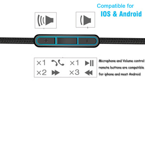 Image 5 - POYATU Nylon Geflochten Audio kabel Mit Mikrofon Für Bose QC15 QC 15 QuietComfort 15 QC2 Kopfhörer Audio Upgrade Kabel