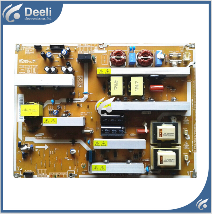 95% new & original for Power Supply Board ip-361135a BN44-00201A LN52A75 good working good working original used for power supply board led50r6680au kip l150e08c2 35018928 34011135