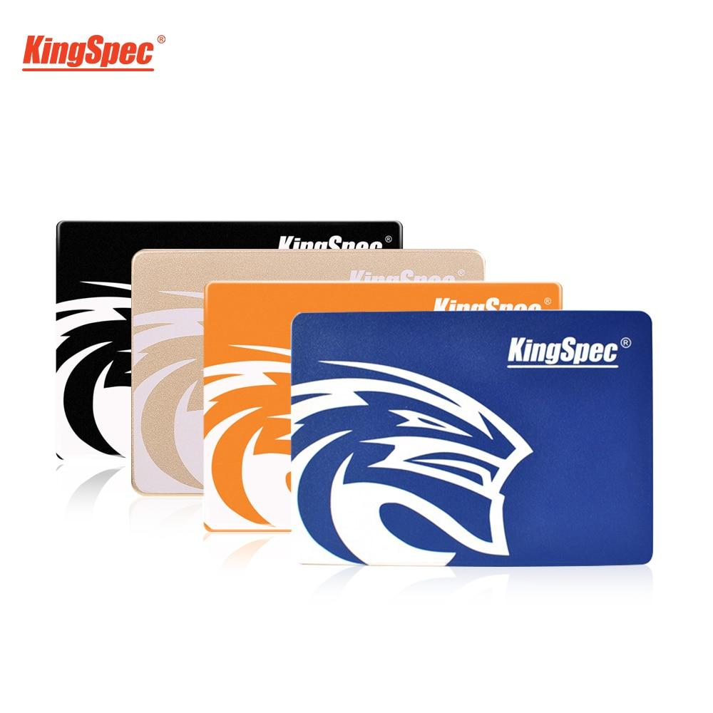 KingSpec 2.5 pouces SATA3.0 SSD 240GB 256GB 128GB SATAIII 60GB 90GB 120GB SSD 960GB 180GB 360GB 480GB 512GB GB 1 to disque interne HD
