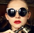 14 pçs/lote Linda mulheres óculos De Sol ninhada Erdem novíssimo óculos olho De gato óculos De Sol De revestimento