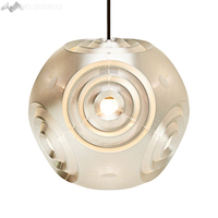 Modern Creative Golden orb Hang lamps pendant lights led lights for home nordic pendant light fixtures loft style hanging lamp