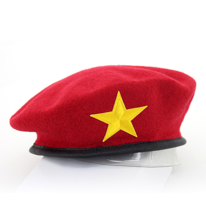 130e0c43117c3 Material  Wool Style Berets Weight 150G Size XL Adjustable Head  Circumference 60cm(7 1 2)