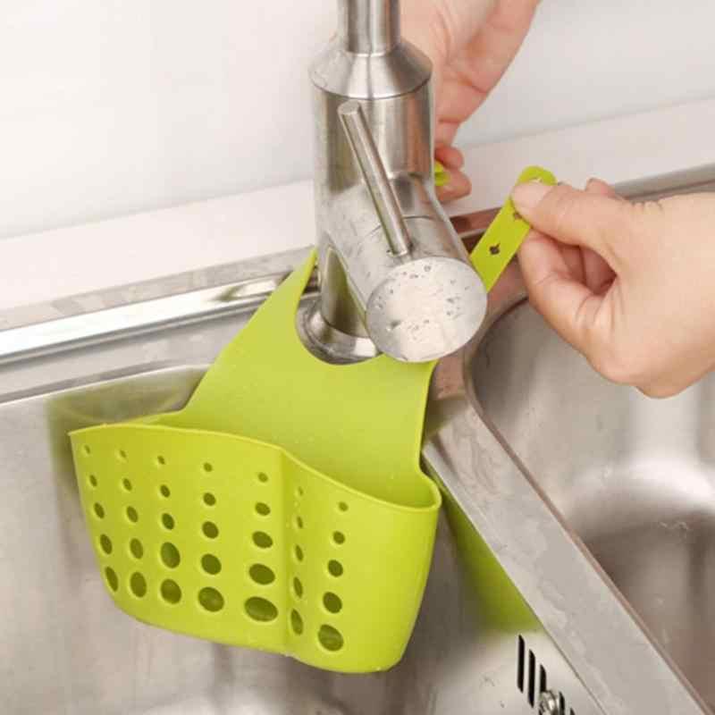 ハウジングキッチン棚クレードルラックキッチンスポンジホルダー収納バスケット排水ラック便利な収納ツール