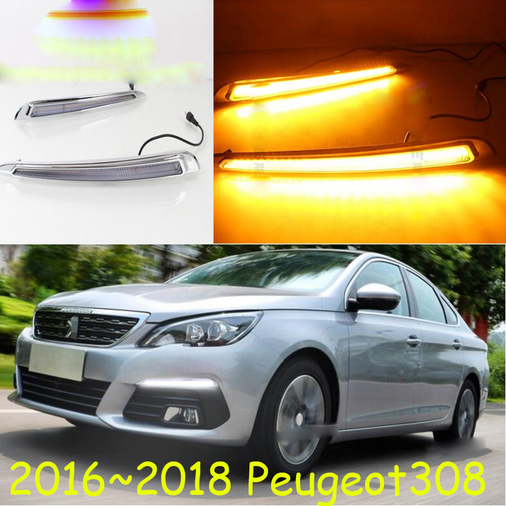LED,2011~2018 Peugeo 308 daytime Light,Peugeo 308 fog light,Peugeo 308 headlight, 408 4008 508 Raid RCZ,Peugeo 308 Taillight