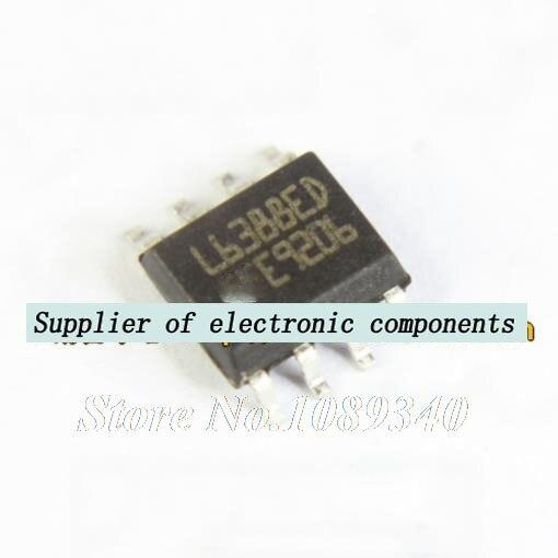 10PCS L6388ED L6388E L6388 SOP8 bridge driver chip New Original Free Shipping