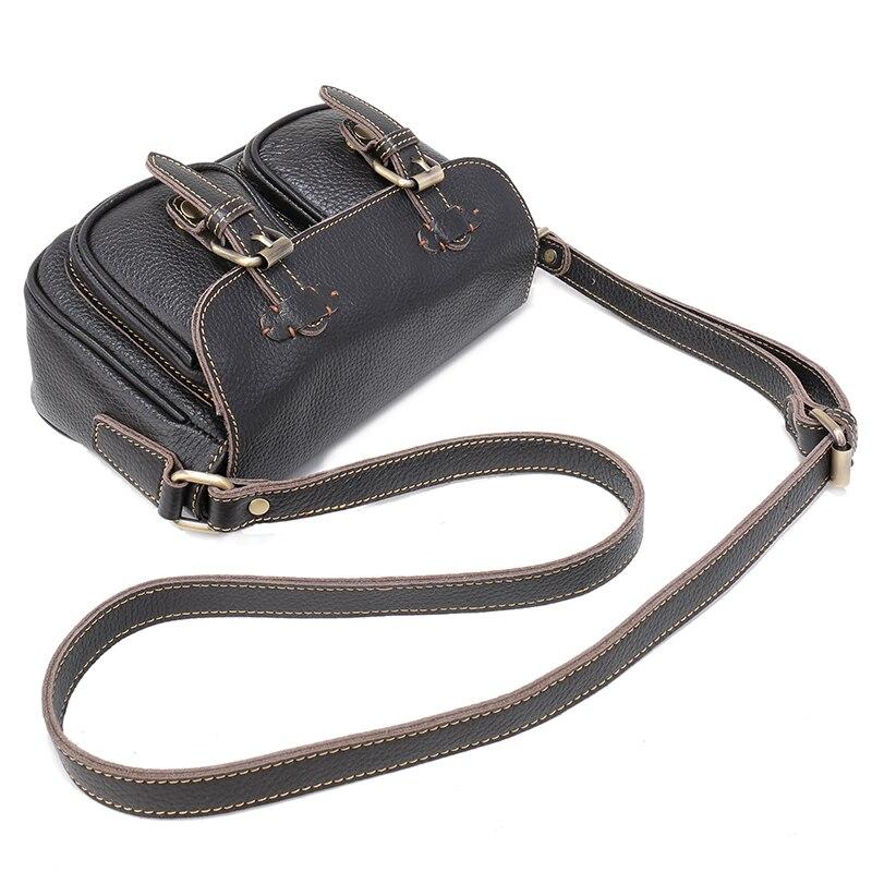 Nuleez Vintage ნამდვილი ტყავის - ჩანთები - ფოტო 2