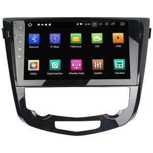 "Image 2 - 10.1"" IPS Octa Core 4G Android 9.0 4GB RAM 64GB ROM RDS BT Car DVD Player Radio GPS Glonass For Nissan Qashqai X Trail 2013 2018"