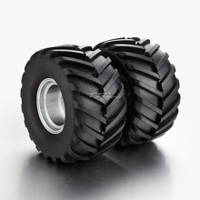 TFL 2.2 simulation  Bigfoot Tires for climb car