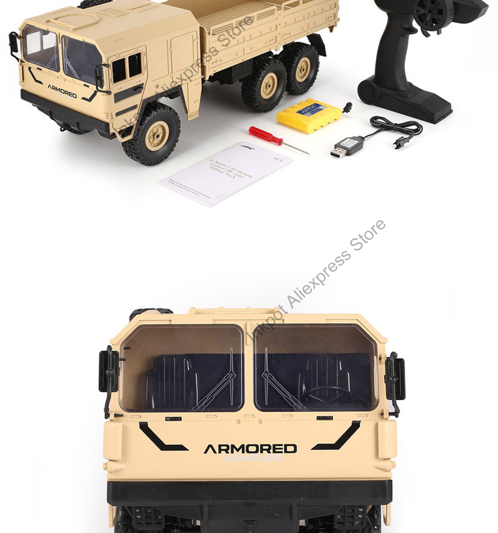 Technics Off-road Spielzeug Rock 7