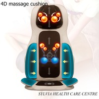 2019 Electric Infrared Massage Chair Health Care Back Body Massage Mat Massage Chair For Sale Multifunctional massage cushion