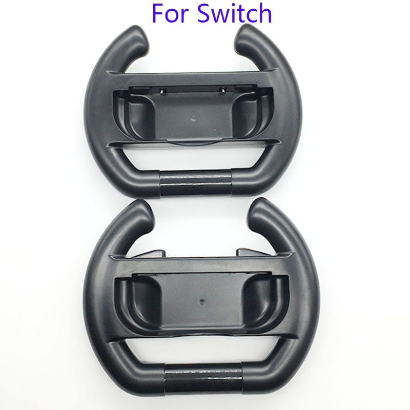 1 Lot 2 Pcs Gamepad Controller Left And Right Racing Game Steering Wheel For Nintendo Switch
