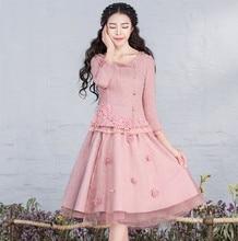 2017 Весной Новый Приход женщин Способа Твердые Розовый Вышивка Топы + Короткие Юбки Женщин Юбки Костюмы Наборы