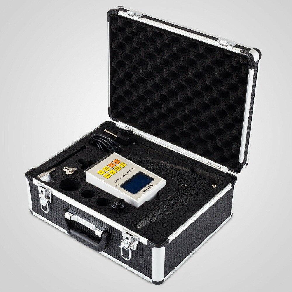 Digital Rotary Viscometer Fluidimeter NDJ-5S 1-100000 Mpa·S Brookfield