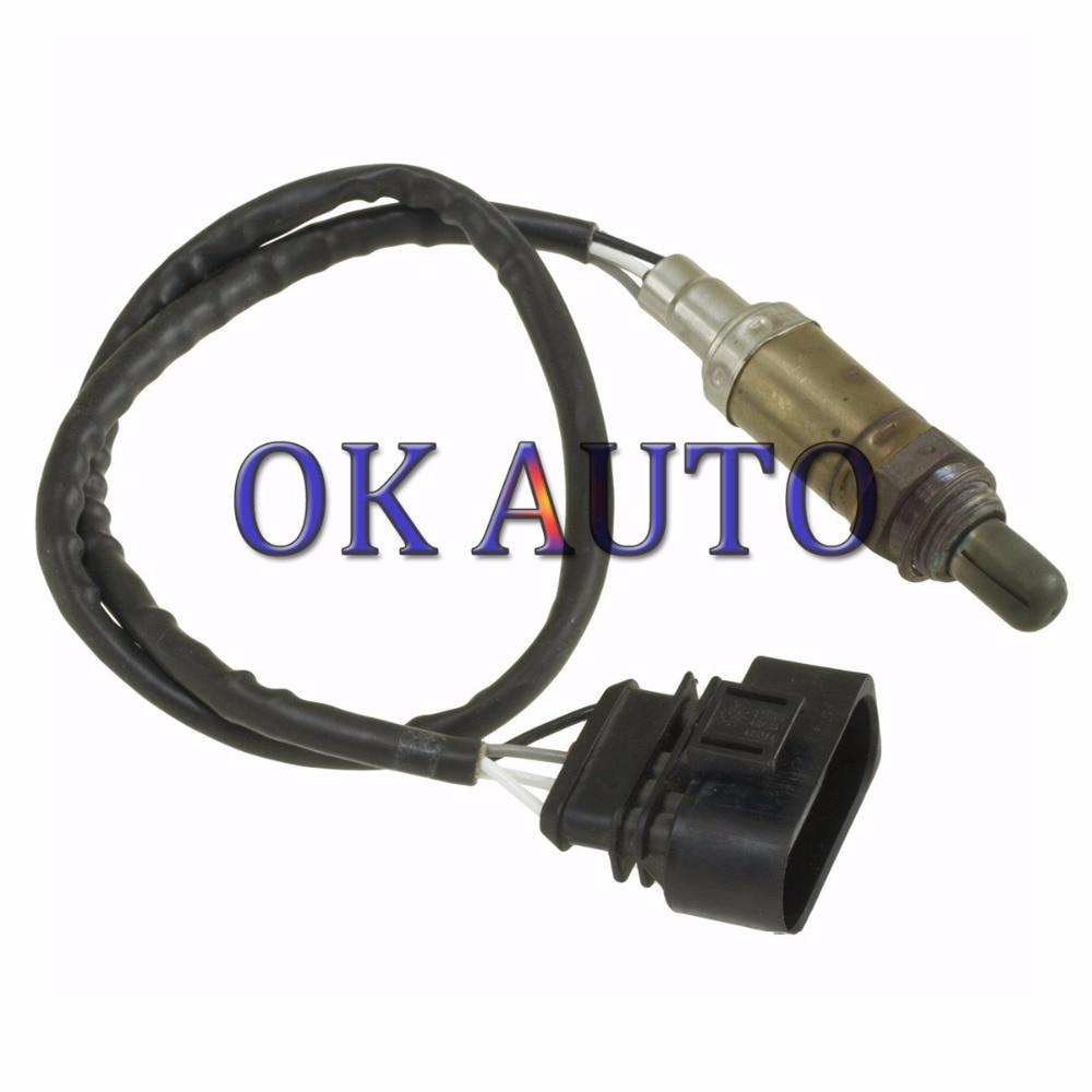 Oxygen O2 Sensor Lambda Sensor Air Fuel Ratio Sensor for Volkswagen VW Passat 234-4709 021906265K 037906265S