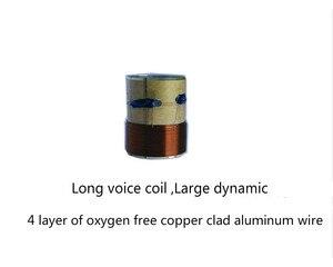 Image 5 - 1.5 cal 40MM głośnik pełnozakresowy 4OHM 10W Bass neodymowy domowy przenośny głośnik bluetooth HIFI dla link DIY 2 sztuk