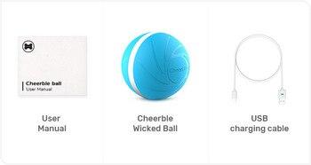 LED Rolling Light Ball 2