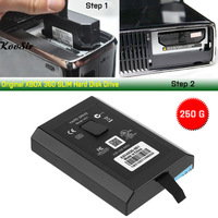 Original 250 G Hard Drive For XBOX 360 SLIM E Console 250GB HDD Hard Drive Disk Disc for Microsoft Xbox 360 S / E Consola