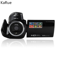 karue Standard Journey Moveable 720P 16MP Digital Video Digital camera Camcorder DV DVR 2.7″TFT LCD 8X ZOOM free delivery black purple colour