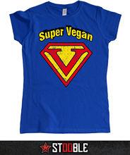 Super Vegan unisex shirt