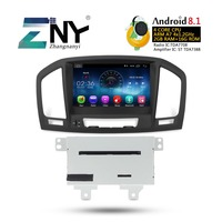 7 HD Android 8.1 Car DVD Radio For Opel Vauxhall Insignia 2009 2010 2011 2012 GPS Navigation Multimedia Stereo FM WiFi Camera