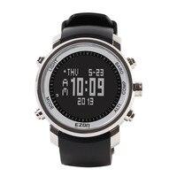 EZON Men Top Brand Luxury Waterproof 50m Digital Wrist Watches Climbing Multifunction Camping Compass Watches Outdoor