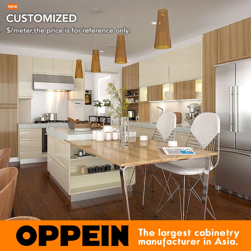 Us 360 0 Modular Water Proof Fiber Plastic Kitchen Cabinets With Countertop Op15 Pvc04 In Kitchen Cabinets From Home Improvement On Aliexpress Com