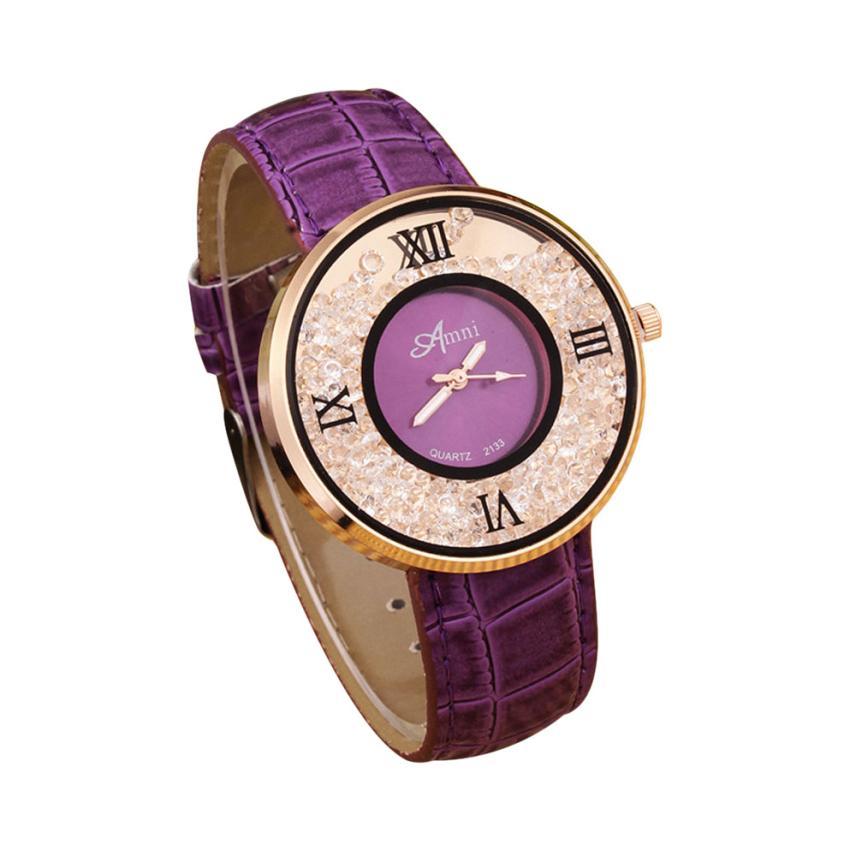 Drifting Diamond Fashion Ladies Watch Ballons Watch reloj Mujer ladies Watches Relogio Feminino Vintage relogio feminino dourado reloj mujer