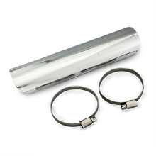 Motorcycle Exhaust Muffler Pipe Heat Shield Cover Heel Guard For Harley