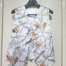 Мужской Белый Камуфляжный формальный жилет мужской Камуфляжный жилет для смокинга(жилет+ галстук-бабочка) изготовление под заказ