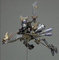 Wow 6 inch Gnome Warrior [Sprocket Gyrospring] Action Figure Wereldberoemde Online Game Karakter WOW PVC Figuur Gratis verzending