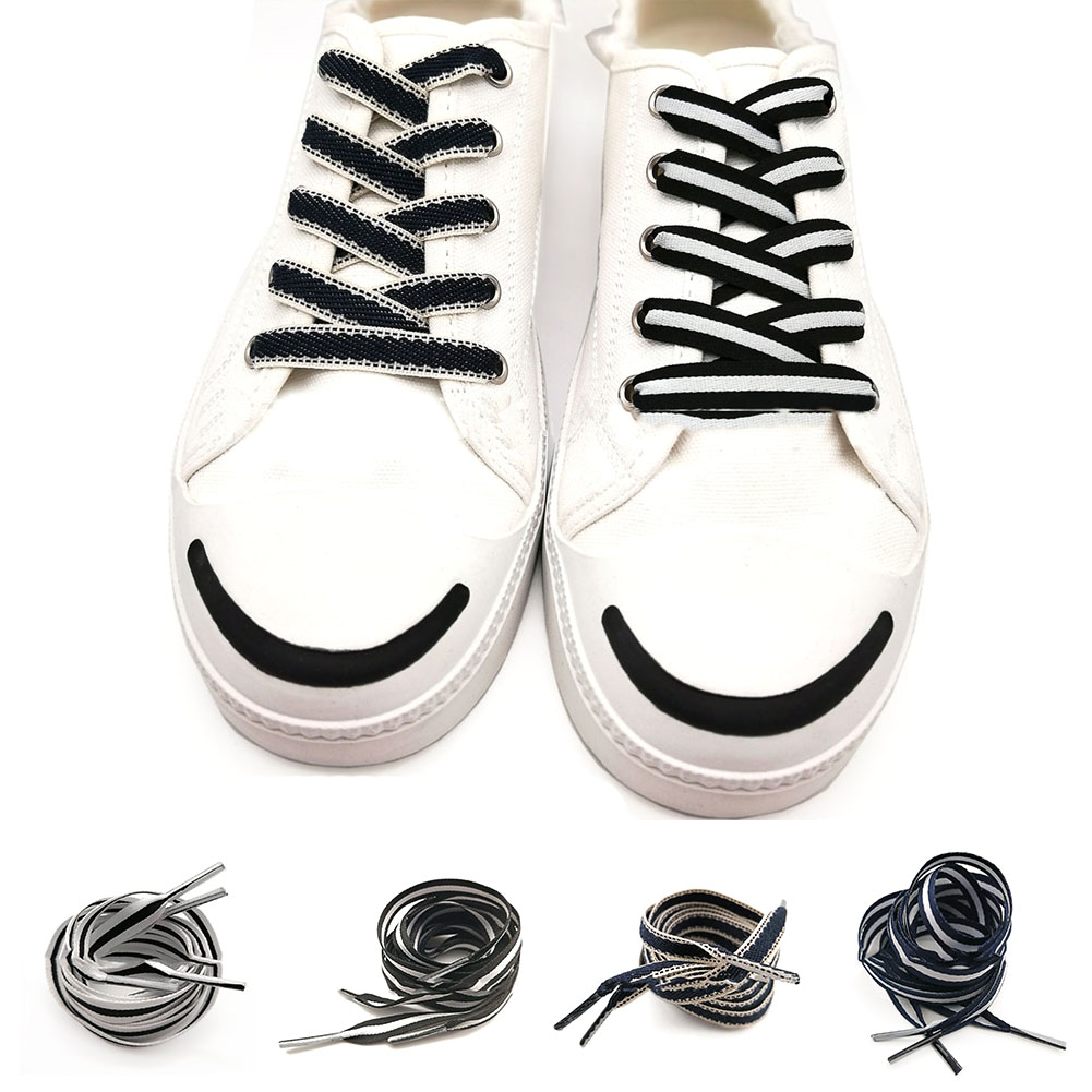 Buy 2 Get 1 Free Unisex Round Durable Shoelace Walking Skate Boot Laces 120cm